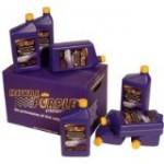 Royal Purple 12512 Synchomax Manual Transmission Fluid, Quart Bottle, 1 case