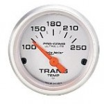 Auto Meter 4357 Ultra-Lite Short Sweep Electrical Transmission Temperature Gauge