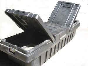 Contico Tuff Box Full Size Bed Truck Gull Wing Tool Box