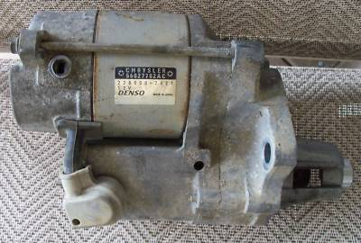 98 – 01 Dodge Ram 1500 OEM starter from 5.2 engine
