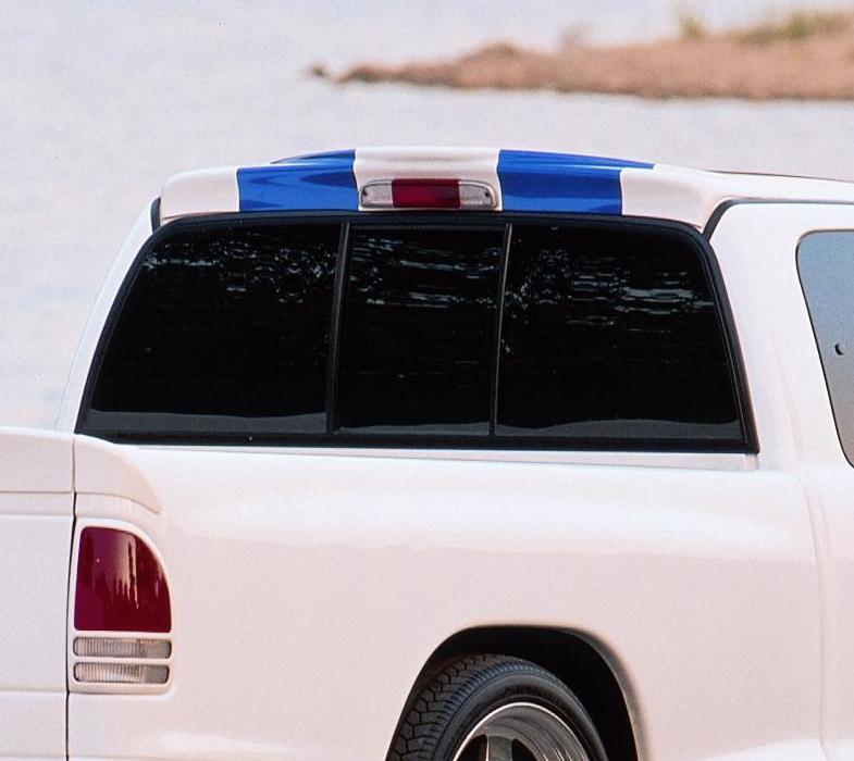 19972004 Dodge Dakota Xenon Uhane Cab Spoiler