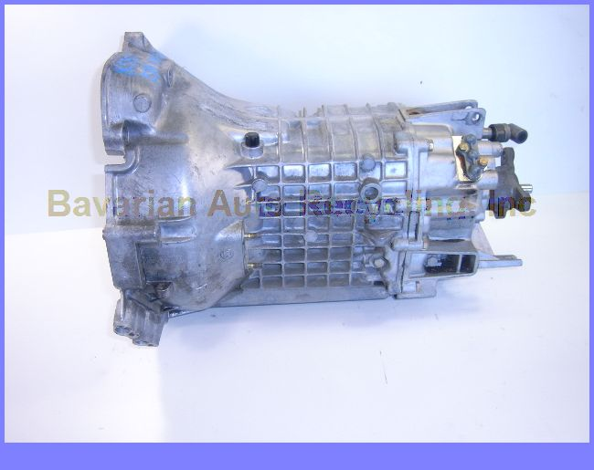 BMW Manual Transmission for E28 535 535i 19861988