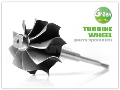 Turbo Turbine Shaft Wheel for Gart GT17 Turbocharger