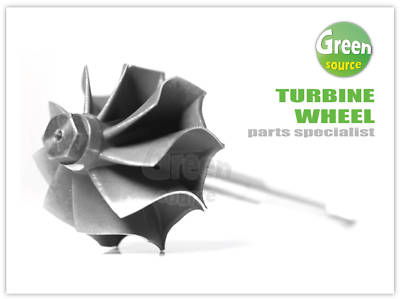 Turbo Turbine Shaft Wheel for Gart GT18 Turbocharger