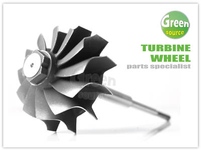 Turbo Turbine Shaft Wheel for Gart GT37 Turbocharger