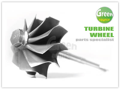 Turbo Turbine Shaft Wheel for Gart GT35 Turbocharger