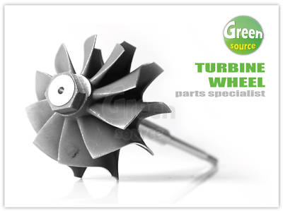 Turbo Turbine Shaft Wheel for Gart GT20 Turbocharger