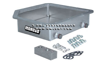 MOROSO ALUMINUM TRANNY PAN CHEVY GM TURBO 350 TH350