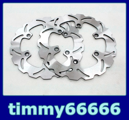 Front brake rotor disc for Honda CBR250 2004 2007 RB734