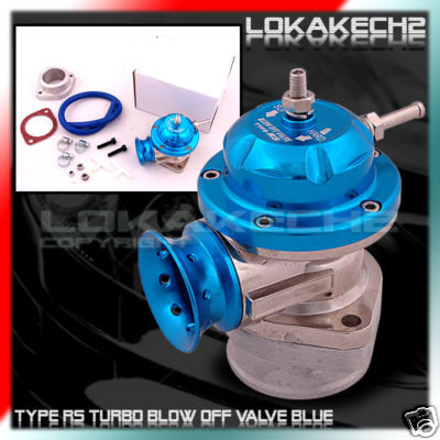 Universal Type RS Turbo Blow Off Valve BU Celica MR2 TC