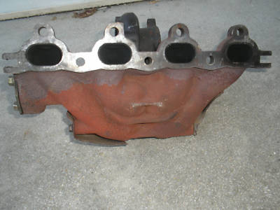 1991 Isuzu Impulse RS or Lotus Elan Turbo manifold