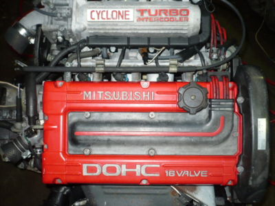 JDM MITSUBISHI 4G63T ENGINE 9094 4G63 TURBO MOTOR AWD