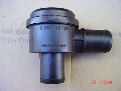 Porsche 944 Turbo, OEM BOV valve