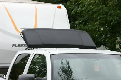 Air Shield Wind Deflector Truck Wing Towing Rv Trailer