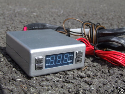 UNIVERSAL MINI DIGITAL TURBO TIMER