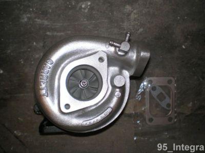 Gart T3 SUPER 60 Turbo Honda Civic GSR Integra si t4