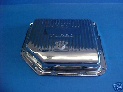 CHEVY GM TURBO 350 STANDARD TRANSMISSION PAN