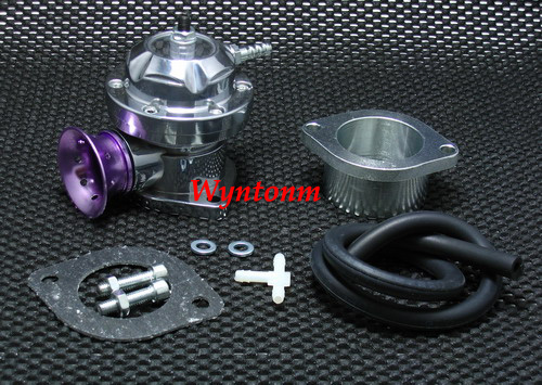 Turbo BOV Blow off Civic RSX FIT Mild Steel FLANGE RS