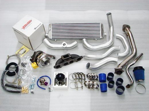 GODSPEED HONDA S2000 AP1 AP2 TURBO KIT W. TURBONETICS