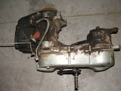 ATV Sundiro 50 cc motor engine runs but needs carb