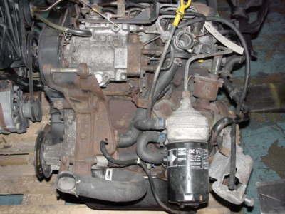 1600 VW Turbo Diesel Engine ECO version