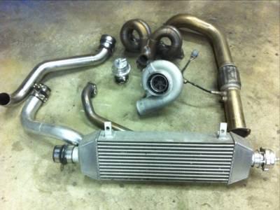Full Race Turbo Kit Honda Acura