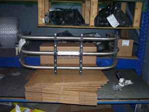 03 Ford F150 Truck Bed Extender Bar LKQ