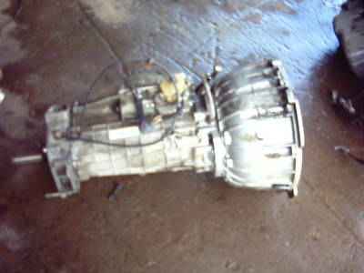 Land Rover Discovery II 2 automatic transmission 01 02