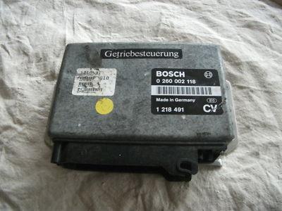 BMW e31 850i automatic transmission control module EML