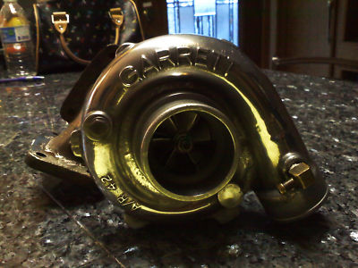 GART turbocharger T3 inlet 5 bolt out 50 trim turbo