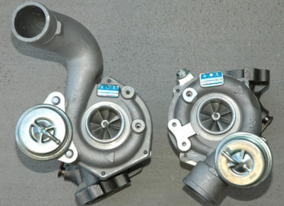 Audi RS4 K04 TURBOS for S4 2.7T A6  stage 3 turbo