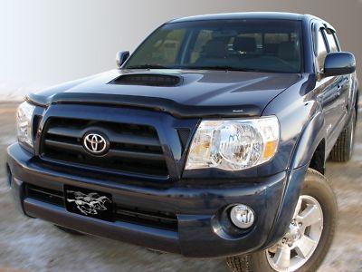 0510 Toyota Tacoma Smoked Bug Shield Hood guard
