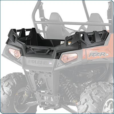 POLARIS RANGER RZR REAR PLASTIC BED EXTENDER 2878272