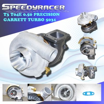 T3 T04E 0.60 PRECISION GART TURBO 5031 GENUINE WOW