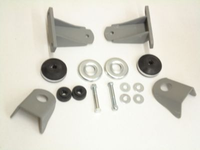 1932 32 Ford Engine Mount Kit Buick V6 Motor Mounts