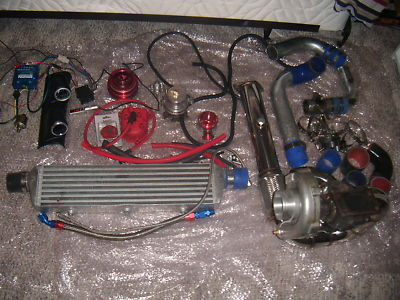 Integra civic turbo kit b16 b20 b18 honda acura vtec