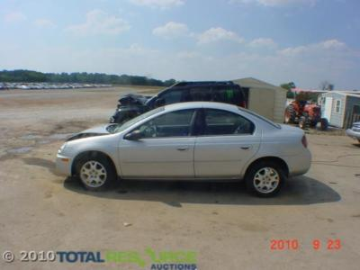 2004 DODGE NEON OEM AUTOMATIC TRANSMISSION ASSEMBLY