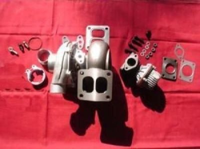 T4 Turbo Kit  RX7 / SUPRA / CHEVY  50mm BOV / .60T