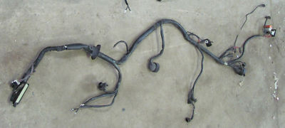 BMW E30 8891 325i 325is Motronic Engine Wiring Harness