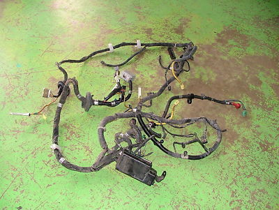 02 Subaru Impreza WRX Turbo UNDER HOOD WIRE HARNESS