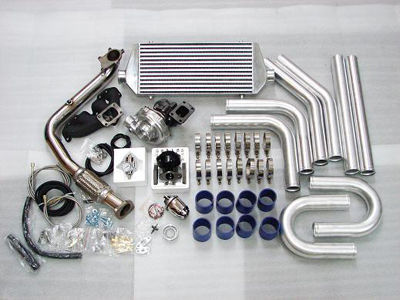 0203040506 SENTRA SER SPECV QR25 T3T4 TURBO KIT