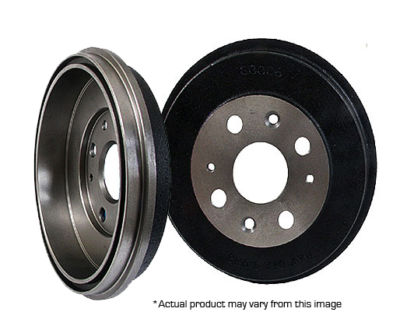 Centric Parts 122.44016 Rear Brake Drum