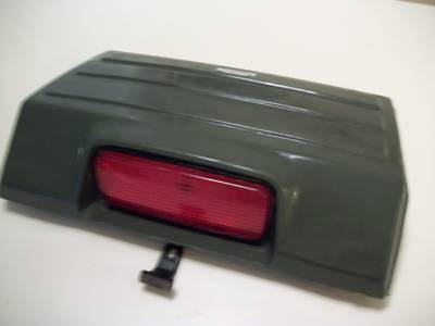 Honda Fourtrax Storage Compartment Cover Brake Light