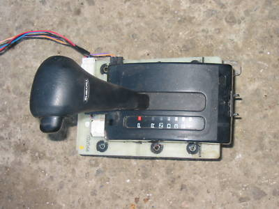 Subaru Forester Floor Shifter Automatic Transmission Aw