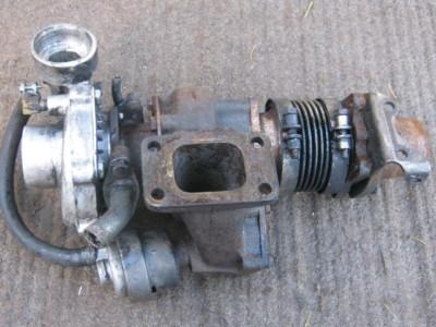 1982 Mercedes Turbo Diesel T3 T03 300D 300SD TD GART