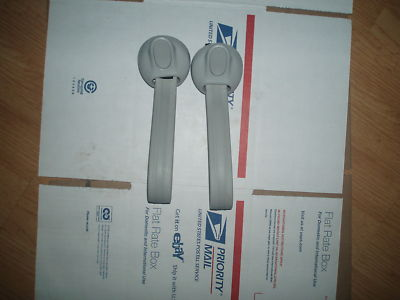05 VW TURBO BEETLE GRAB HANDLES B PILLARS BOTH