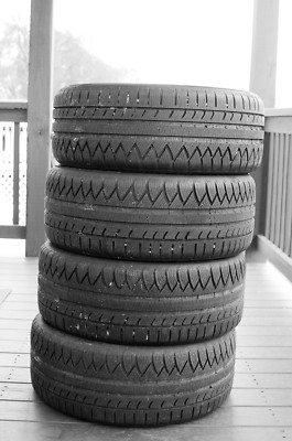 4  Michelin Pilot Alpin Winter Tires 225 50R 17