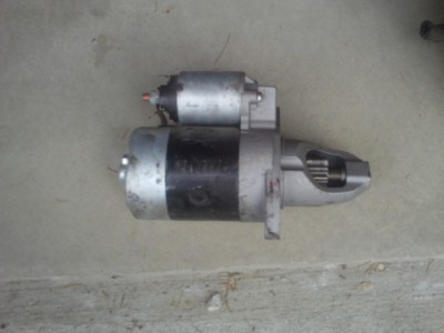 1985 Rx7 GL 12A 5 speed manual transmission STARTER