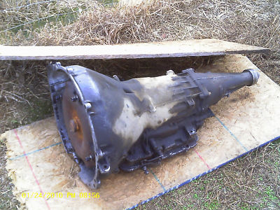 ford c6 automatic transmission