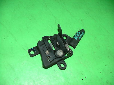 02 Subaru Impreza WRX Turbo HOOD LATCH OEM